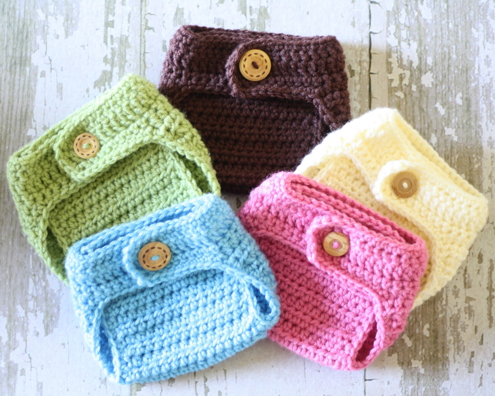 Crochet Patterns Diaper Covers : This Pattern will be emailed to you as a PDF file.