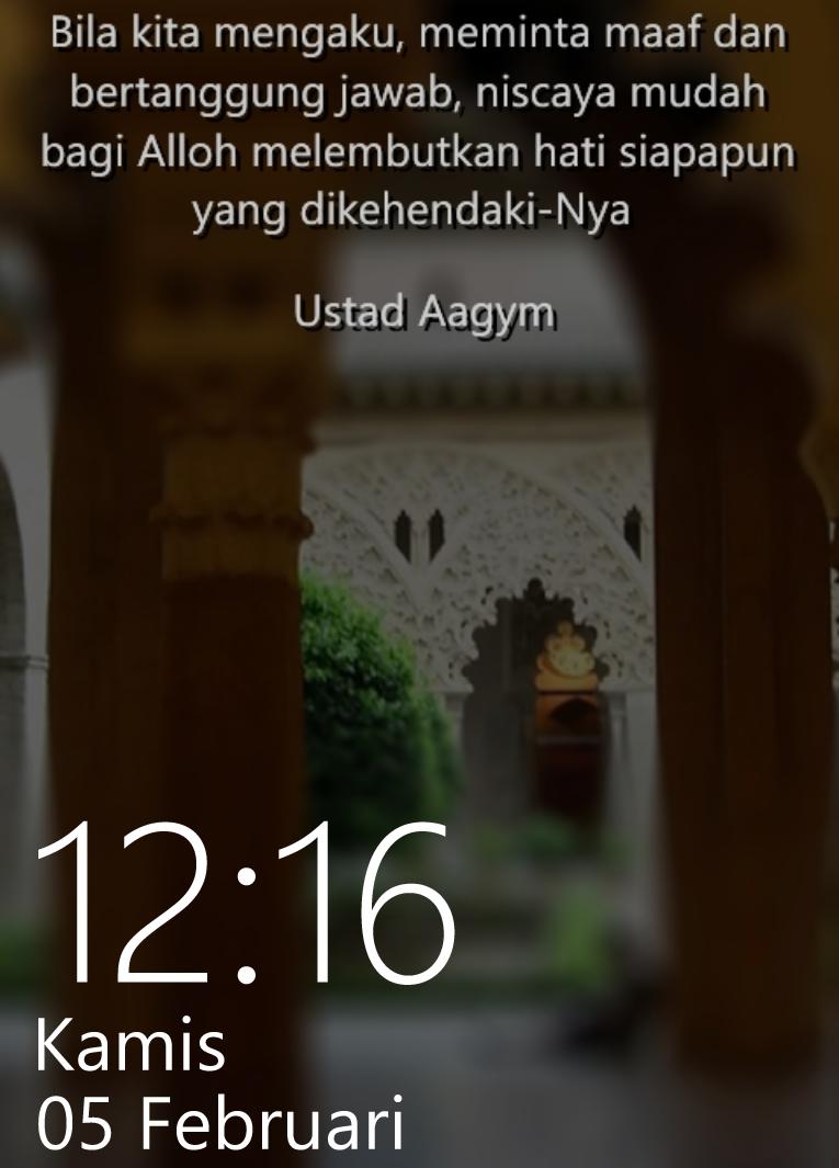 Kata-kata Mutiara Penuh Hikmah by Ust. Aagym