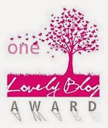 κι άλλο ανοιξιάτικο βραβείο!!!