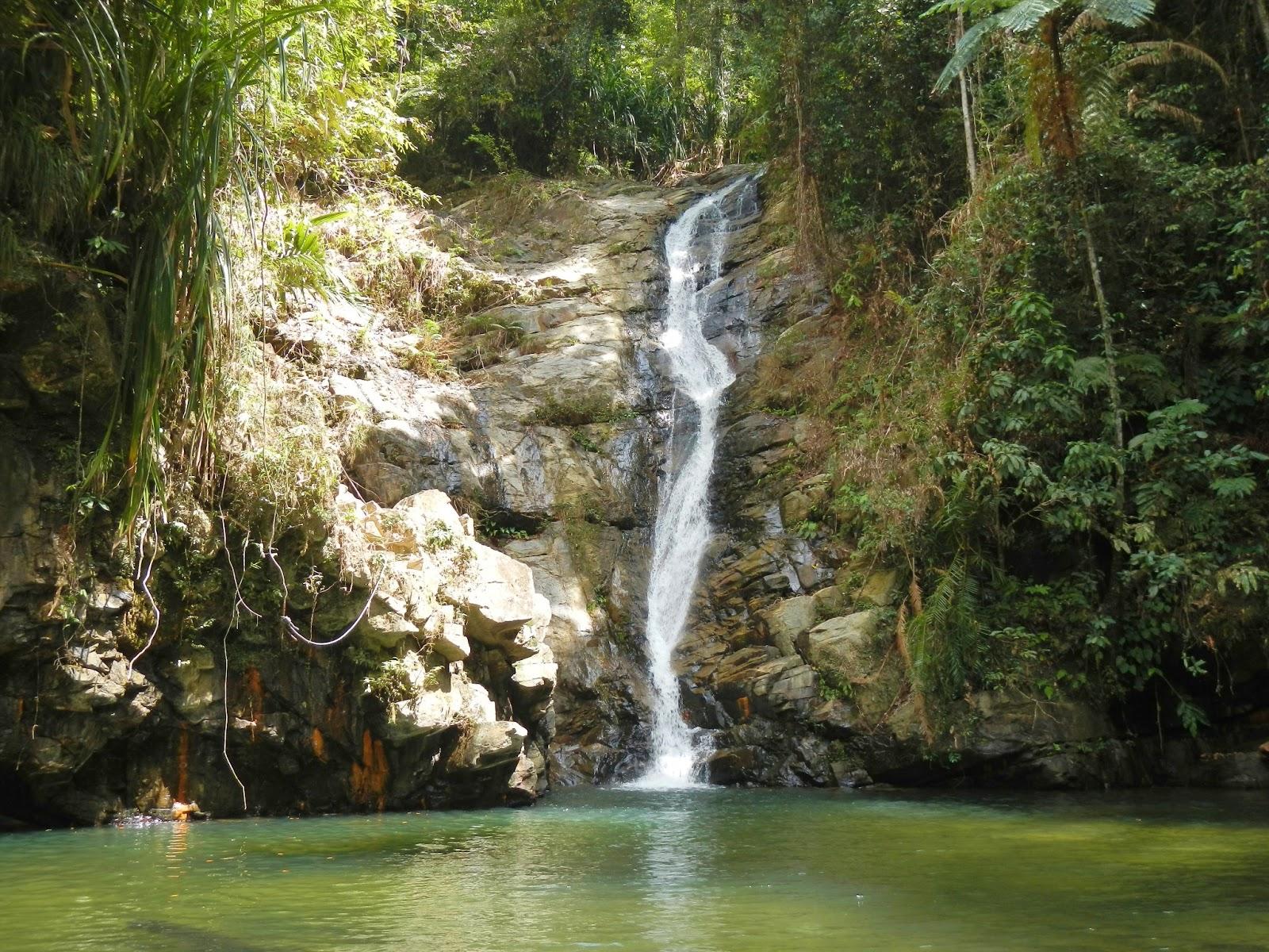 Pamuayan Falls port barton