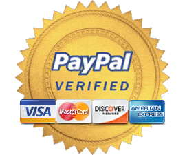 We Are Paypal Verified