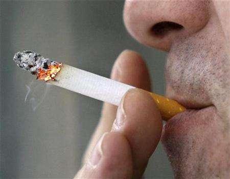Tratamento de inclinação de nicotina