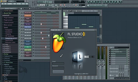 FL Studio Producer Edition v11.1.0
