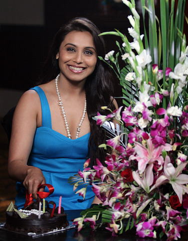 Rani Mukherji`s birthday photos