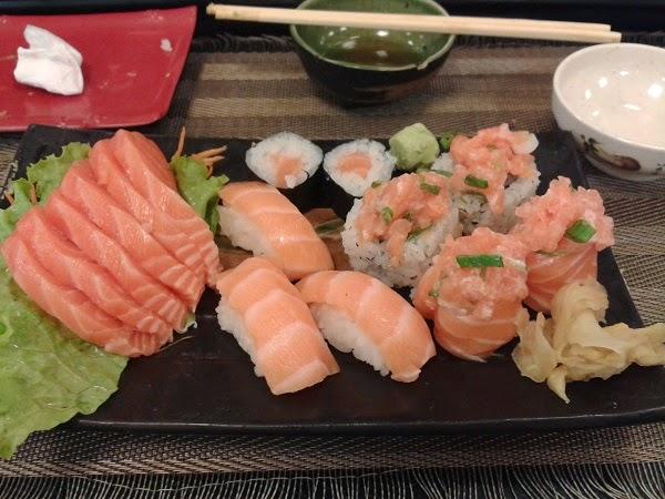 Hokkai Sushi (Unidade Brooklin)