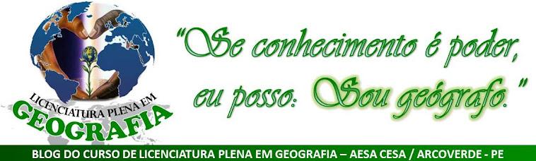 Geógrafos AESA / CESA.com