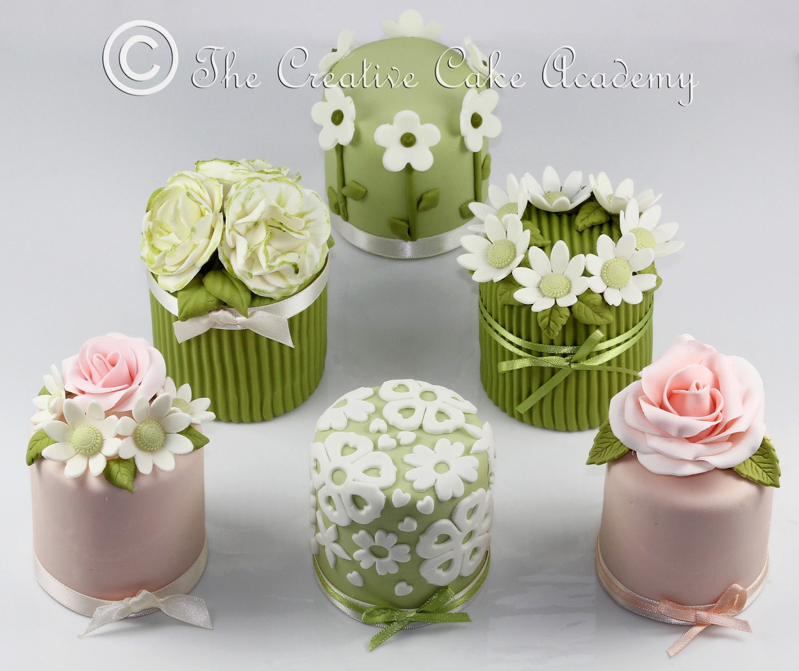 Wedding Cake Table Decoration