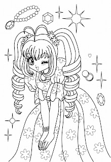 anime print out coloring pages