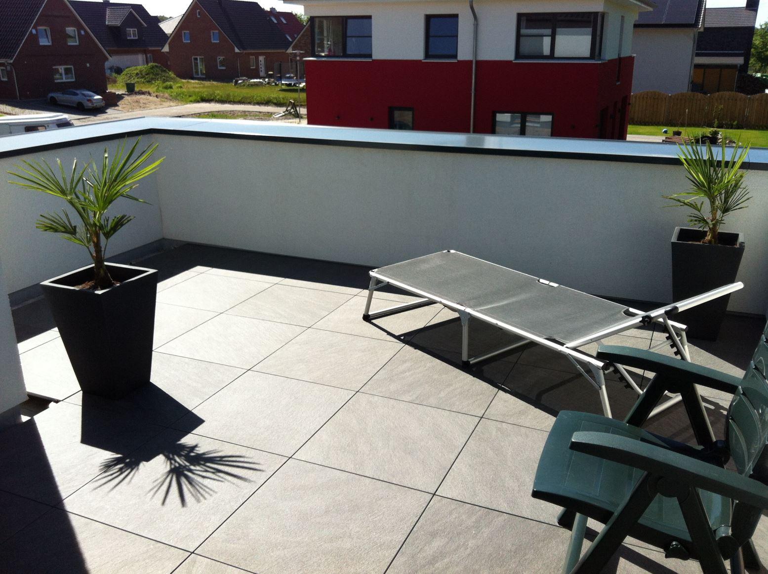 Haus Mit Dachterrasse Bauen ich baue ein haus bautagebuch bau der dachterrasse fast abgeschlossen