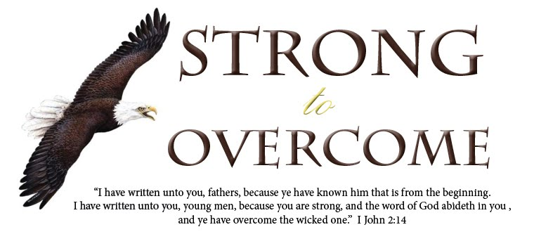 Strong to Overcome