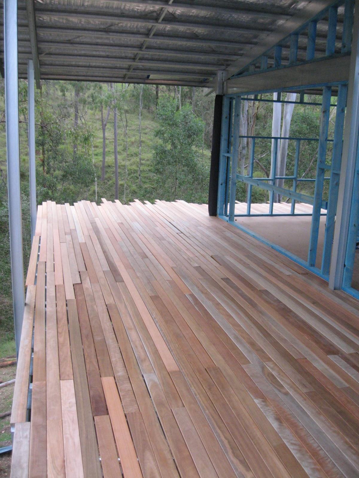 Ezy homes australia july 2012 for Australian hardwood decking