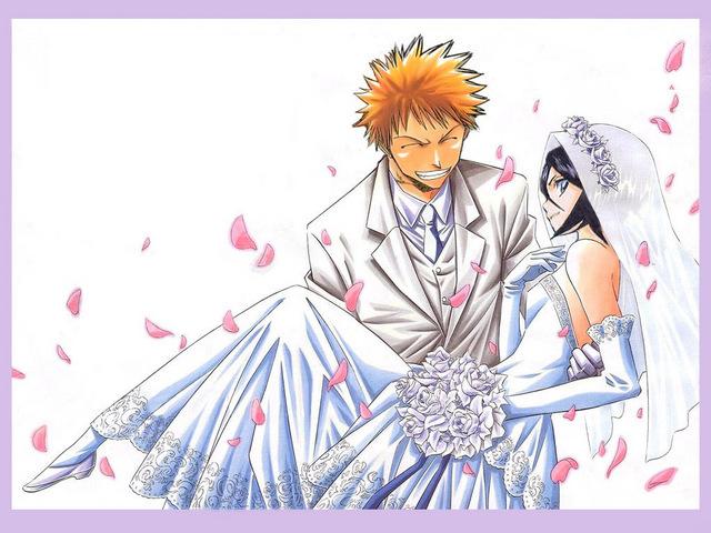 ichigo and rukia - photo #46