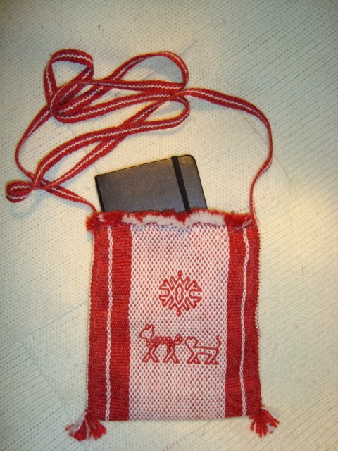 Giosennifer borsetta natalizia 2 - Telaio da tavolo per tessitura a mano ...