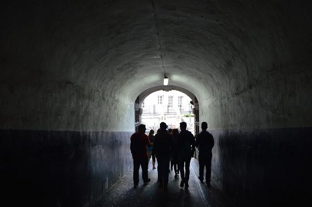 Gibraltar tunele