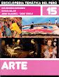 Enciclopedia Temática del Perú 15 Arte  -L. E. Wuffarden et al-Editora El Comercio S.A.- Lima- 2006