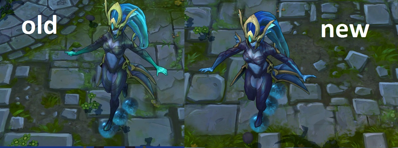 Atlantean syndra splash art