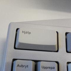 szwedzka klawiatura