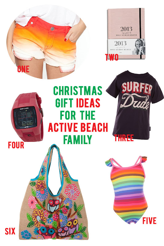 Untitled 1+copy - 6 active beachy gift ideas plus a chance to win a giftcard at The Iconic