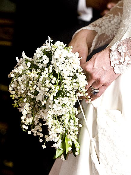 Kate Middleton Ring Close Up