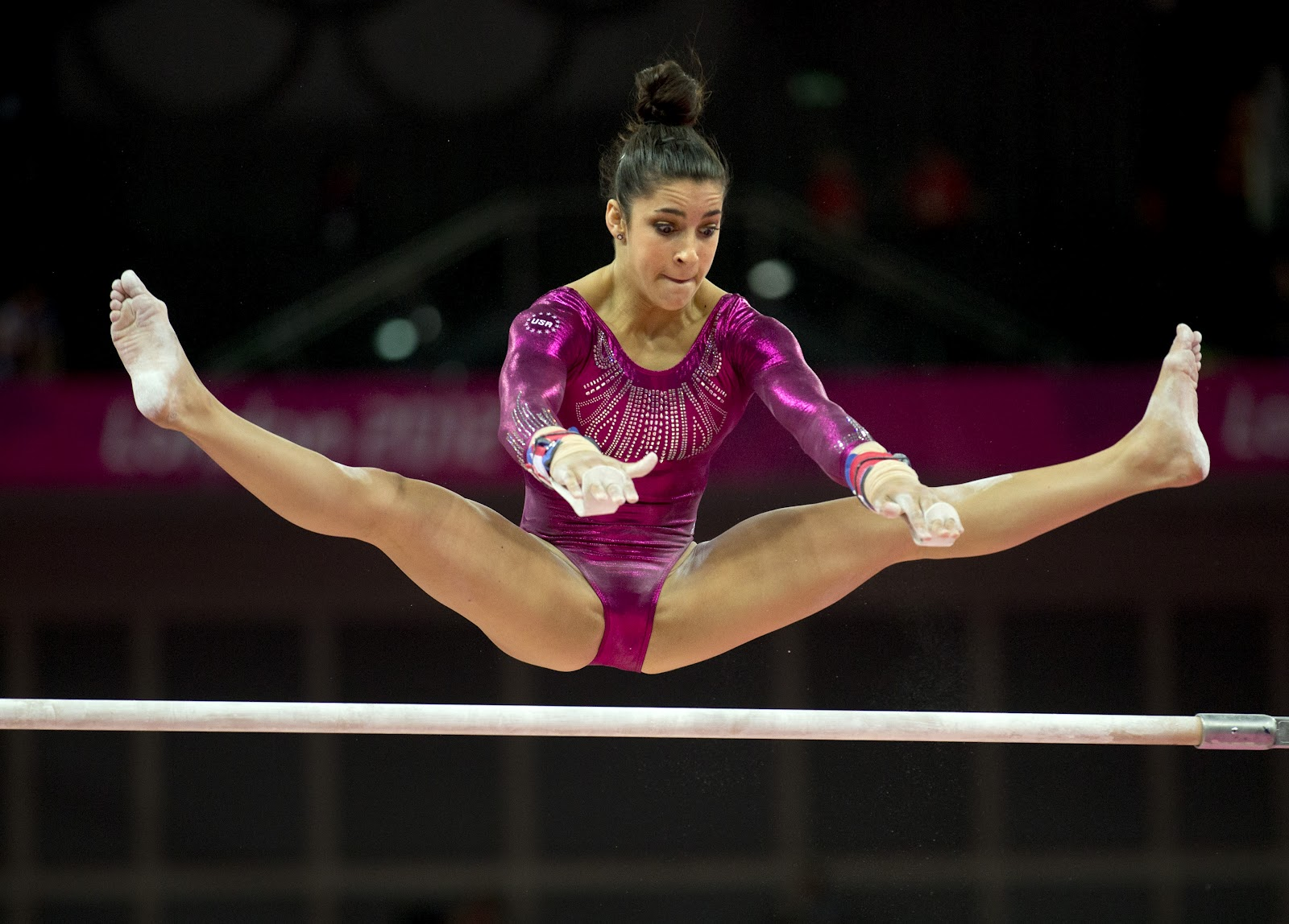 More from: Aly Raisman