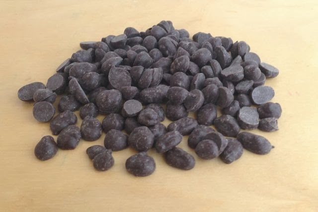 Vegan dairy-free Chocolate Chips