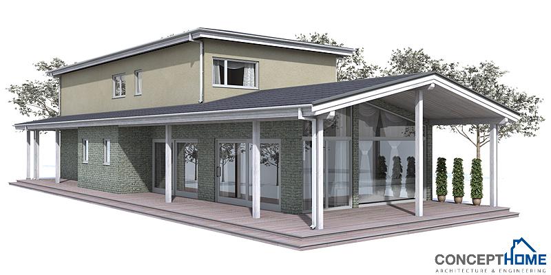 Australian house plans modern house plan oz83 in for Modern australian house plans