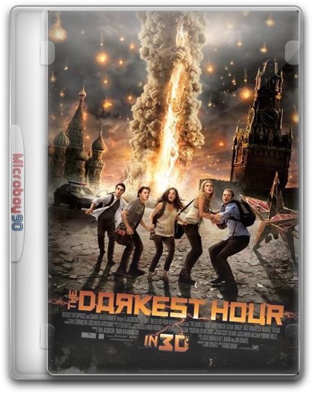 The Darkest Hour (2011) 720p BDRip Dual Latino-Inglés