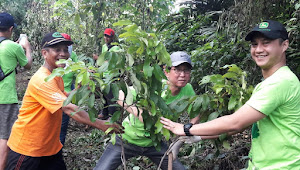 Inisiator GTP Harapkan Makin Banyak Perusahaan Sisihkan Keuntungan Untuk Lingkungan