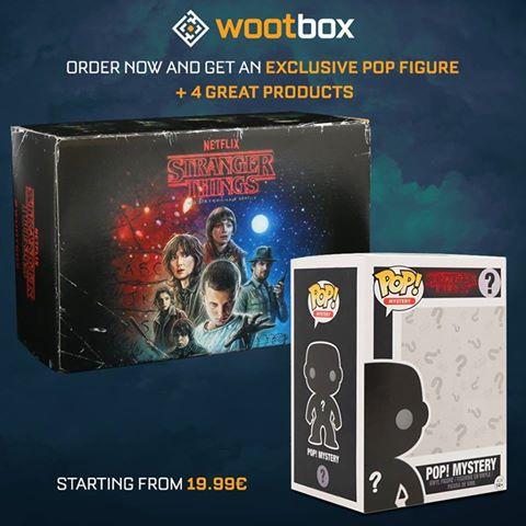 WootBox Octubre