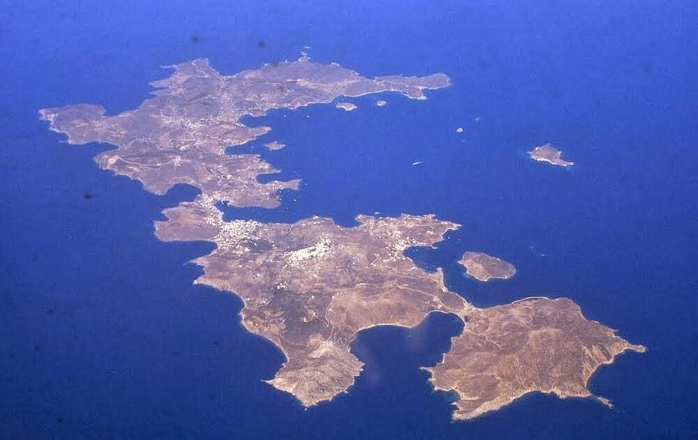 wyspa Patmos