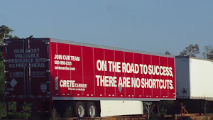 SUCCESS billboard