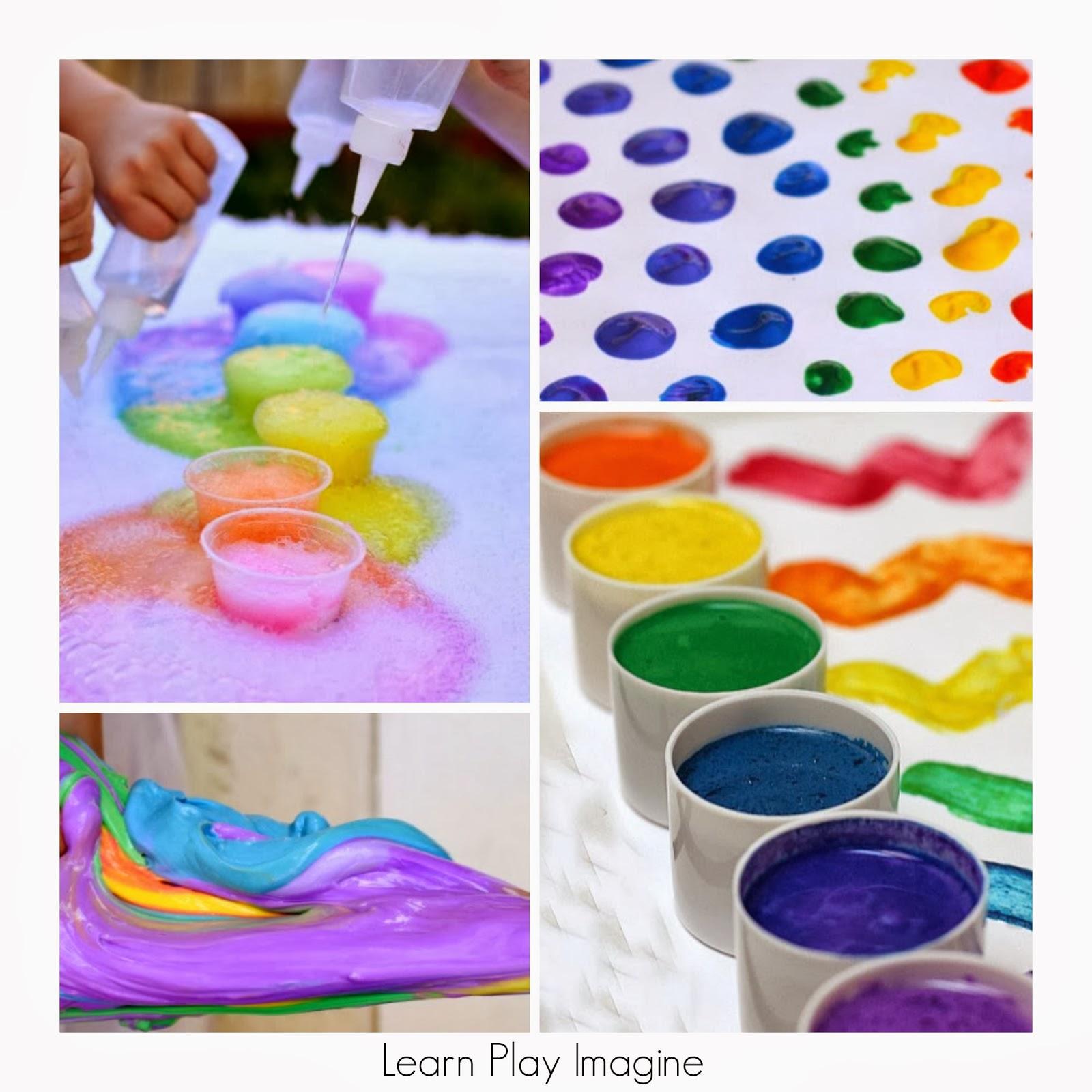36 Rainbow Activities For Babies Toddlers Preschoolers