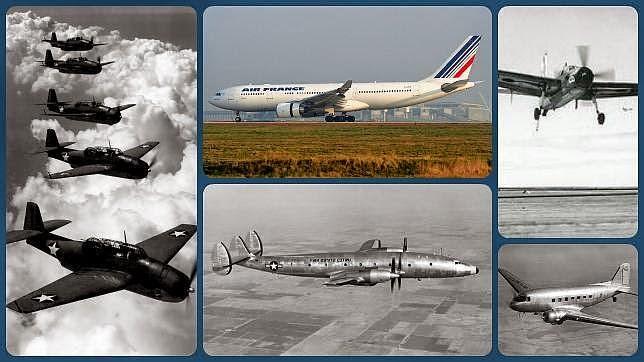Los mas famosos vuelos que han desaparecido
