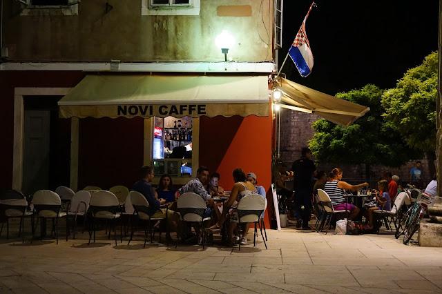 Blog Café Chic Choc Zadar Chorwacja podróże