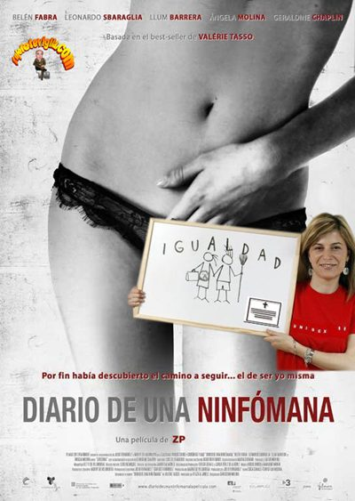 Diario de una ninfomana [DVDRip] Espaol Espaa Descargar [1 Link]
