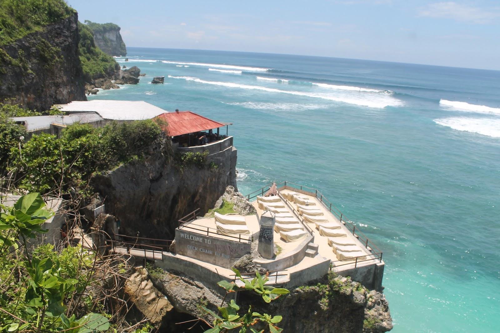 Pantai Suluban Uluatu Atau Pantai Blue Point Enjoy Bali Travel