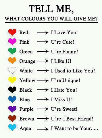 Colors Hearts And Quotes Teen. QuotesGram
