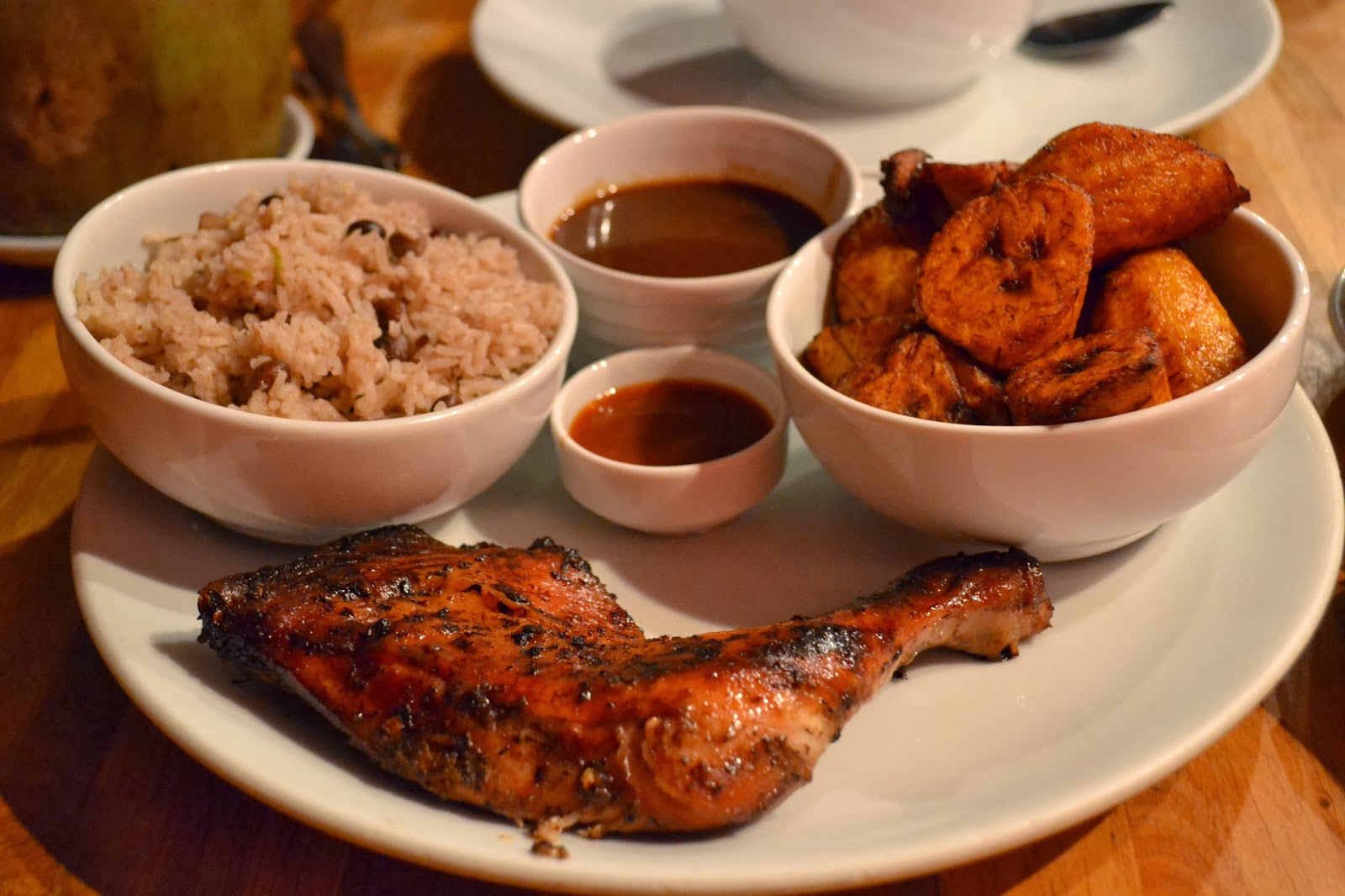 Restaurant friday traditional jamaican food at 39 negril for Authentic caribbean cuisine