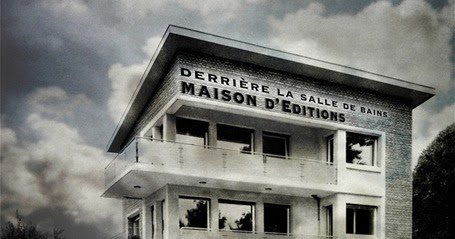 Artbook hunter derri re la salle de bains maison d 39 editions for Derriere la salle de bain
