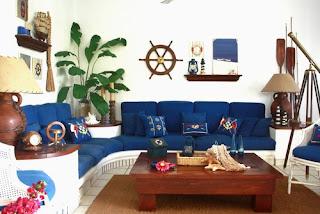 Dekorasi Rumah Minimalis Bertema Nautika