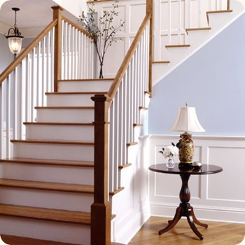 best diy home updates with picture frame wainscoting