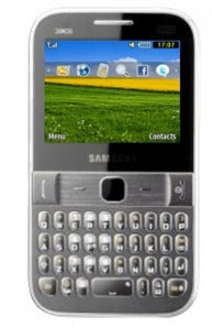 3G QWERTY Mobile Samsung Chat 527
