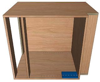 Mass Wood working: How To Build Frameless Base Cabinets