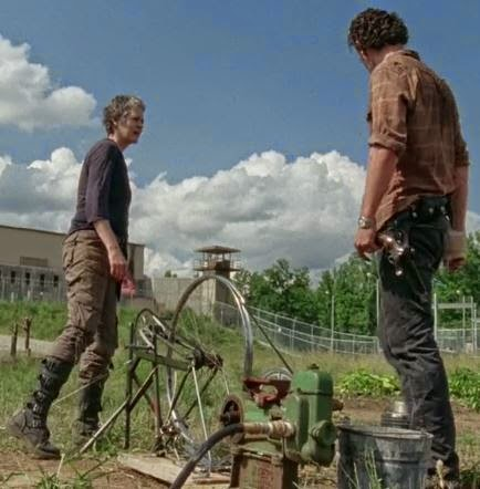 Ever wonder if there's anything to be learned from survival Doomer fiction like The Walking Dead? I think so. Here's what I mean...