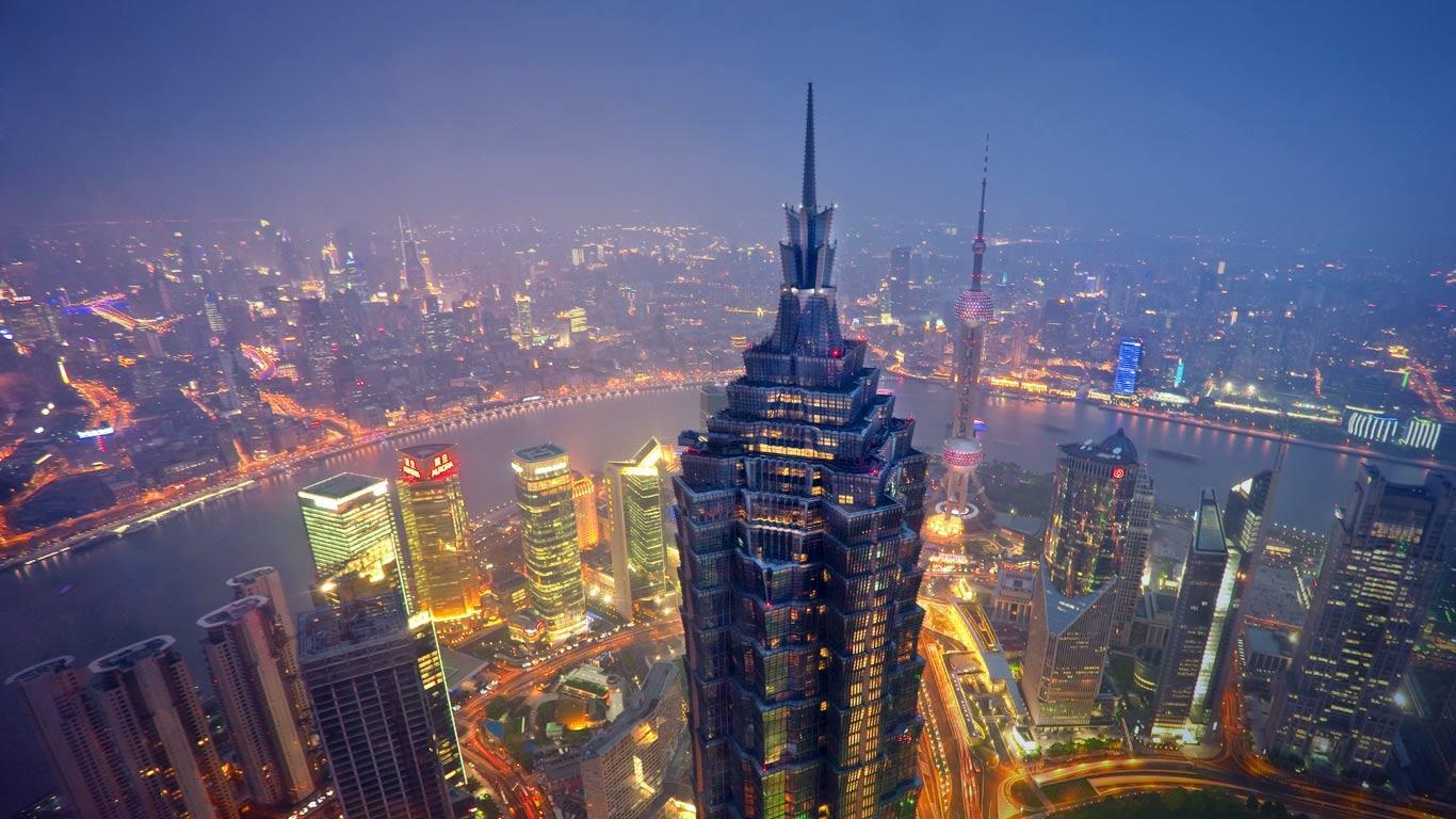 Calgary To Shanghai China 802 Roundtrip After Taxes