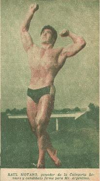 2° Seniors Mr ARGENTINA-1961