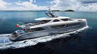 Aluminium Yacht