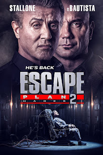 Escape Plan 2: Hades (2018) Movie (English) DVDRip 720p | 480p