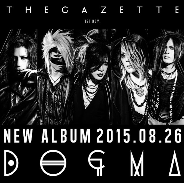 the GazettE DOGMA Pictures 2