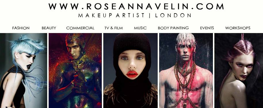 Roseanna Velin - Makeup Artist London: Halloween Makeup Artist London